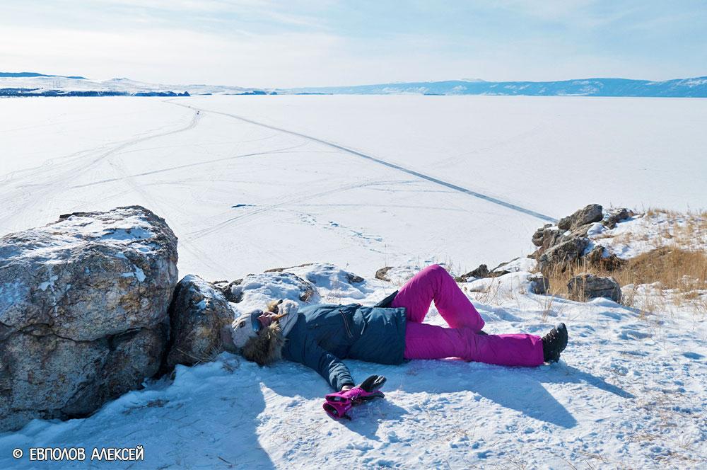 Острова Байкала остров ольтрек малое море